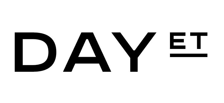 DAY ET logo black
